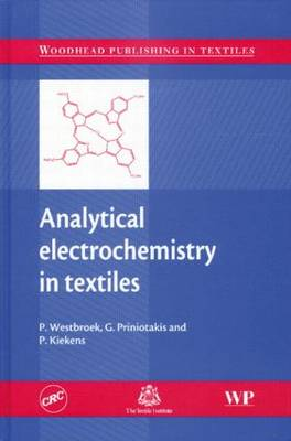Analytical Electrochemistry in Textiles (Hardback)