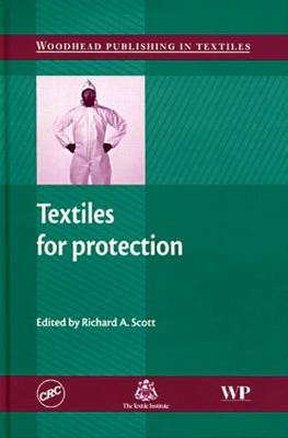 Textiles for Protection (Hardback)