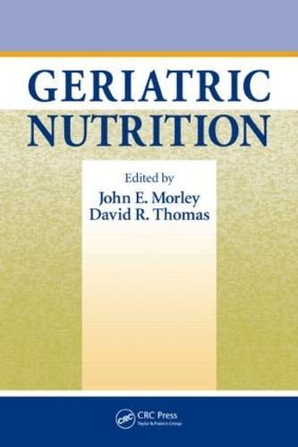Geriatric Nutrition (Hardback)