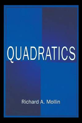 Quadratics - Discrete Mathematics and Its Applications 2 (Hardback)