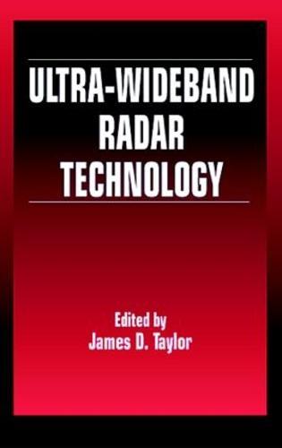 Ultra-wideband Radar Technology (Hardback)