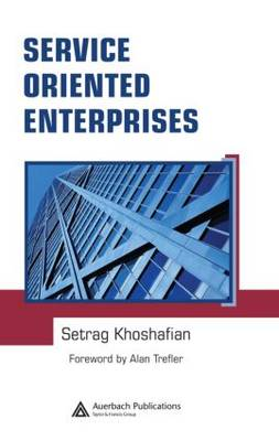 Service Oriented Enterprises (Hardback)
