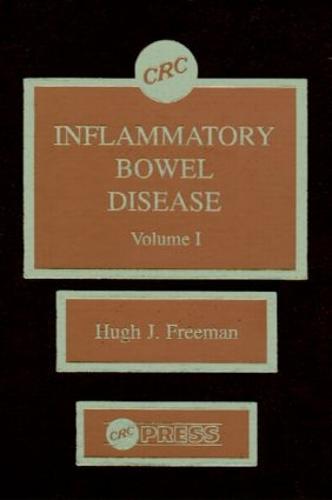 Inflammatory Bowel Disease, Volume I (Hardback)