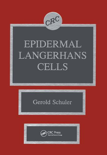 Epidermal Langerhans Cells (Hardback)