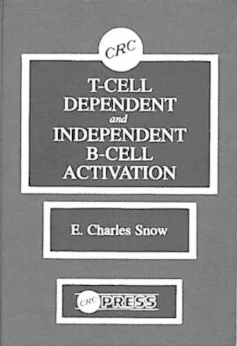 T-Cell Dependent and Independent B-Cell Activation (Hardback)