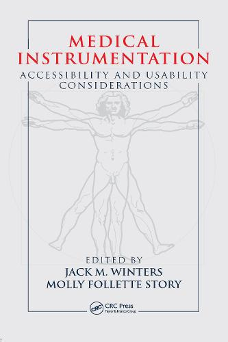 Medical Instrumentation: Accessibility and Usability Considerations (Hardback)