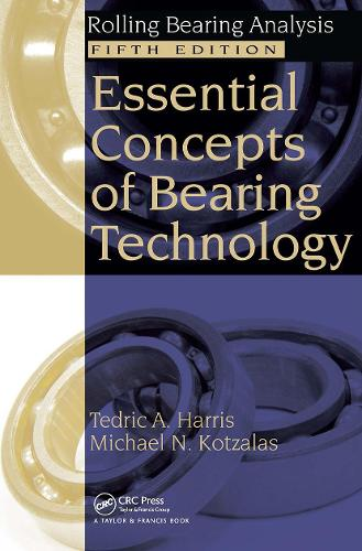 Essential Concepts of Bearing Technology, Fifth Edition (Hardback)