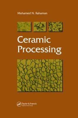 Ceramic Processing (Hardback)