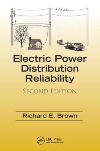 Electric Power Distribution Reliability, Second Edition - Power Engineering Willis (Hardback)