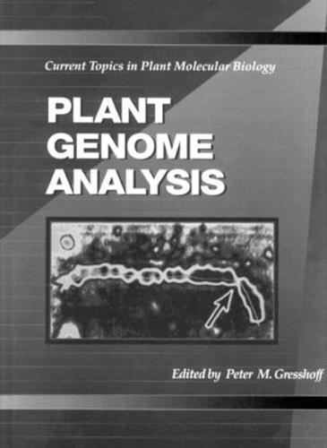 Plant Genome Analysis: Current Topics in Plant Molecular Biology (Hardback)