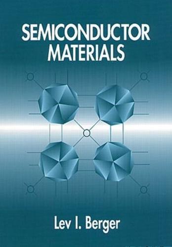 Semiconductor Materials (Hardback)