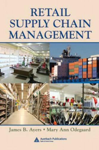 Retail Supply Chain Management (Hardback)