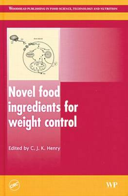 Novel Food Ingredients for Weight control (Hardback)