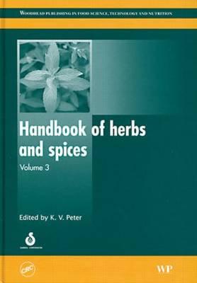 Handbook of herbs and spices, Volume 3 (Hardback)
