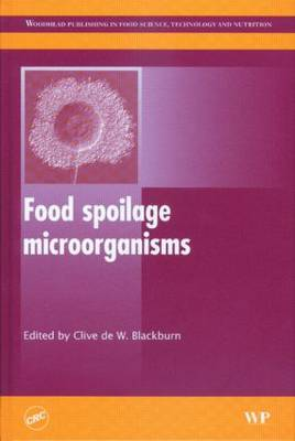 Food spoilage microorganisms (Hardback)