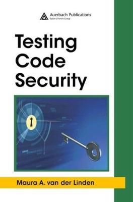 Testing Code Security (Hardback)