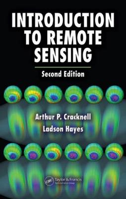 Introduction to Remote Sensing, Second Edition (Hardback)