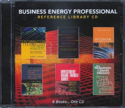 Business Energy Professional Reference Library CD (CD-ROM)