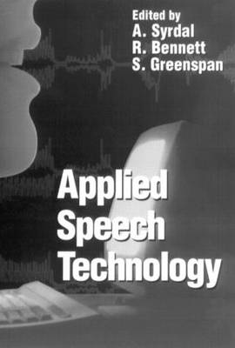 Applied Speech Technology (Hardback)