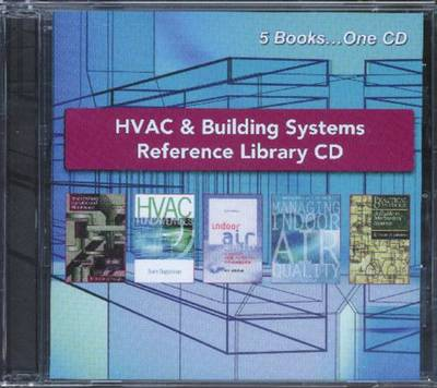 HVAC and Building Systems Reference Library CD (Hardback)