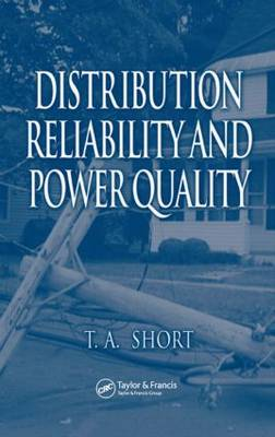Distribution Reliability and Power Quality (Hardback)