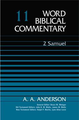 Word Biblical Commentary: 2 Samuel - Word Biblical Commentary (Hardback)