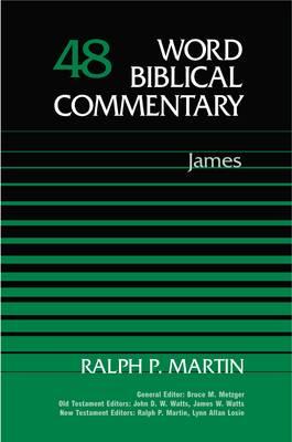 Word Biblical Commentary: James (Hardback)