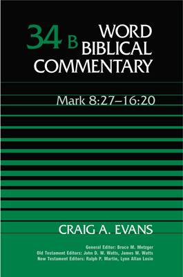 New Testament: Mark Vol 34B (Hardback)