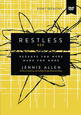 Restless Video Study: Because You Were Made for More (DVD video)