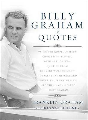 Billy Graham in Quotes (Paperback)