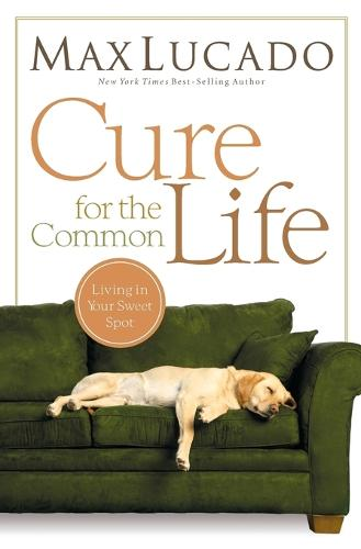 Cure for the Common Life (Paperback)