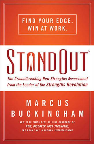 Standout: The Groundbreaking New Strengths Assessment from the Leader of the Strengths Revolution (Paperback)