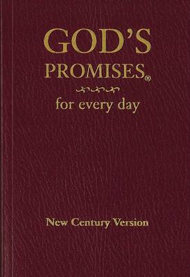 God's Promises for Every Day (Paperback)