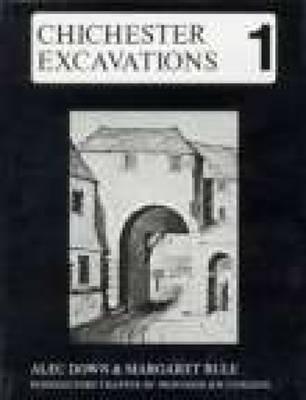 Chichester Excavations: No. 1 (Paperback)