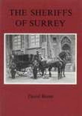 The Sherriffs of Surrey (Paperback)