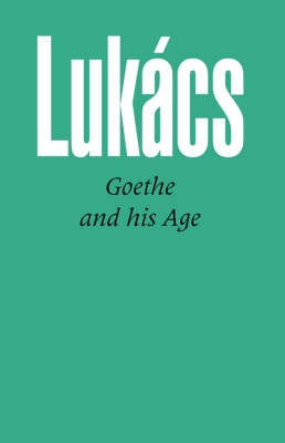 Goethe and His Age (Paperback)