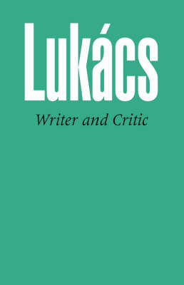 Writer and Critic (Paperback)