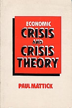 Economic Crisis and Crisis Theory (Paperback)