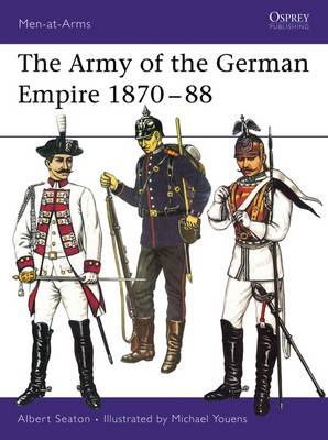 Army of the German Empire - Men-at-Arms (Paperback)