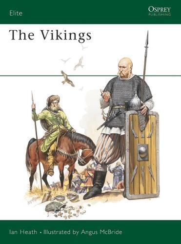 The Vikings - Elite No. 3 (Paperback)