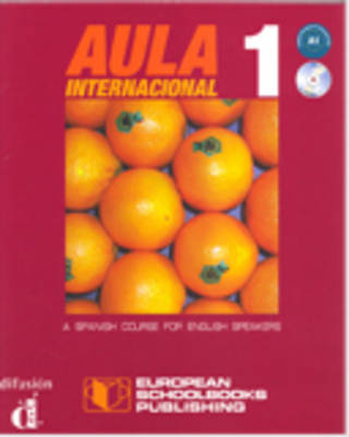 Aula Internacional: Students Book 1 with Exercises and CD