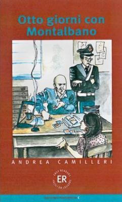 Otto giorni con Montalbano (Paperback)