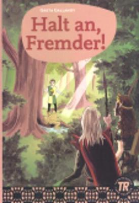 Teen Readers - German: Halt an, Fremder (Paperback)