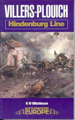 Villers Plouich: Arras - Battleground Europe (Paperback)