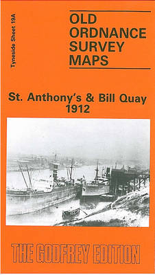 St Anthonys and Bill Quay 1912 (Sheet map)