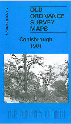 Conisbrough 1901: Yorkshire Sheet 284.10 - Old O.S. Maps of Yorkshire (Sheet map, folded)