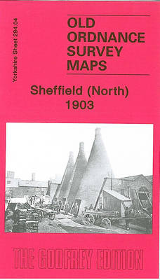 Sheffield (North) 1905: Yorkshire Sheet 294.04 - Old O.S. Maps of Yorkshire (Sheet map, folded)
