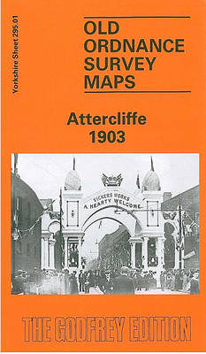 Attercliffe 1903: Yorkshire Sheet 295.01 - Old O.S. Maps of Yorkshire (Sheet map, folded)