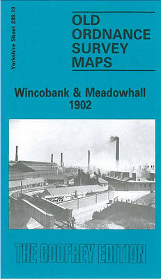 Wincobank and Meadowhall 1902: Yorkshire Sheet 289.13 - Old O.S. Maps of Yorkshire (Sheet map, folded)