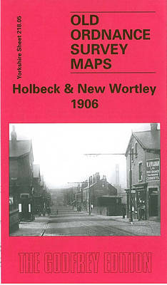 Holbeck and New Wortley 1906: Yorkshire Sheet 218.05 - Old O.S. Maps of Yorkshire (Sheet map, folded)